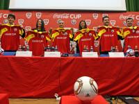 Incep meciurile in Cupa Coca-Cola. 458 de echipe inscrise la start