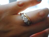 Povestea inelului de logodna pierdut care s-a intors la proprietara dupa 11 ani