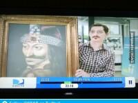 Un tanar care seamana izbitor cu Vlad Tepes a devenit subiect de glume pe internet