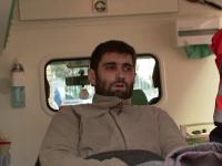 Chirurgul Sorin Ianceu a ajuns acasa, la Oradea. Cei doi copii l-au asteptat la fereastra apartamentului
