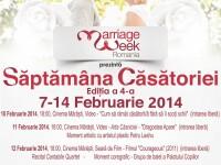 Saptamana Casatoriei la Cluj-Napoca. 7 zile de evenimente pentru orice cuplu casatorit
