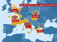 LISTA tarilor in care a fost introdusa taxa pe fast-food. Cum sta Romania in topul obezitatii din cauza alimentelor