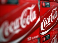 Coca-Cola schimba macazul si ia o decizie de 1,2 mld. dolari. Cum vei bea de acum bautura carbogazoasa