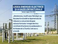 Pierderi de milioane de euro pentru furnizorii de gaz si curent. Ce riscati daca modificati contoarele