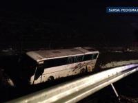 Autocar cu romani, implicat intr-un accident, in Ungaria. Trei cetateni romani sunt in stare stabila