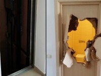 Problemele continua la Soci. Un sportiv a spart usa de la baie iar o britanica a fost speriata de un lift neterminat