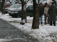 Iarna la munte la sfarsitul lui noiembrie, precipitatii mixte in rest. De Craciun si Revelion, temperaturi peste medie in sud