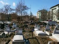 Amenda record pentru administratorul cimitirului din Calea Sagului: 25.000 de lei. De ce a fost sanctionat