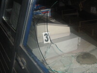Hot prins in flagrant, in timp ce incerca sa fure casa de marcat dintr-un magazin, in Piata Badea Cartan