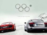 Parodia momentului pe seama gafei din deschiderea Jocurilor de la Soci. Reclama amuzanta realizata pentru Audi