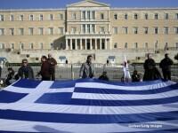 Proteste in Grecia impotriva Uniunii Europene. Atena ar putea lua un nou imprumut