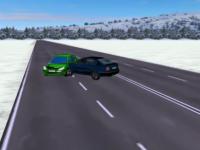 Animatie grafica StirileProTV: filmul accidentului de pe DN1, in care un om a murit iar alti sapte au fost raniti