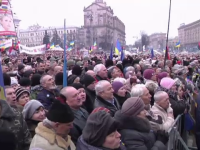 Armistitiu incheiat intre putere si opozitie, in Ucraina. Legea care ii iarta pe manifestantii arestati in timpul protestelor