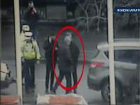 Imagini surprinse la locul accidentului in care a fost implicat Tariceanu. Fostul premier nu a fost vinovat de tamponare