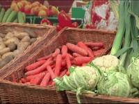 Descinderi la depozite de legume si fructe din Arad. Tone de produse, aduse in tara fara acte
