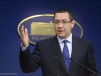 Victor Ponta: Sursele care ar sustine reducerea CAS includ contributiile din noi locuri de munca si TVA-ul din noi investitii