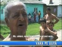 Romania, anul 2006, cod portocaliu de canicula. Localnicii din sudul tarii s-au refugiat in carciumi. Faceti cunostinta cu domnul Capone