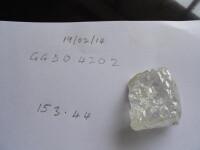 Cum arata diamantul de 6,2 milioane de dolari ce a fost descoperit intr-una dintre cele mai sarace tari din lume