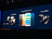 Samsung Galaxy S5, lansat la Barcelona. George Buhnici relateaza despre ce poate sa faca noul model. GALERIE FOTO