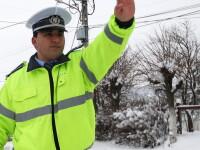 Politia din Harghita a avut nevoie de focuri de arma si interventia trupelor speciale pentru a retine un sofer beat