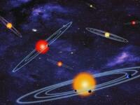 NASA a anuntat ca a descoperit 715 exoplanete noi