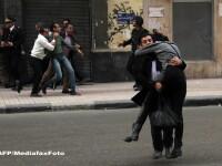 Un fotoreporter egiptean a imortalizat momentul in care o protestatara e ucisa. Povestea emotionanta din spatele fotografiei