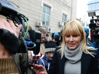 Elena Udrea a fost plasata in AREST la DOMICILIU. Fostul ministru a parasit inchisoarea dupa o saptamana