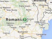 Patru cutremure au avut loc vineri in Romania. Cel mai puternic a avut magnitudinea de 3,2