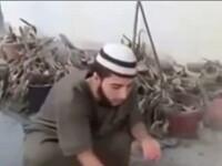 Teroristii din gruparea Stat Islamic, ironizati in social media cu momente in care s-au aruncat in aer din greseala. VIDEO