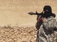 Gruparea terorista Stat Islamic a anuntat ca o ostatica americanca a fost ucisa in raidurile iordaniene efectuate in Siria
