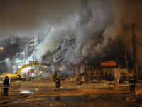 China: Baiat de 9 ani retinut dupa ce a pornit un incendiu in care au murit 17 persoane
