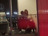Au fost filmati cand faceau sex la serviciu. Barbatul a fost imediat dat afara, iar sotia a aflat totul de pe Facebook