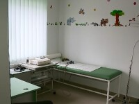 Zeci de mii de euro, investiti in cabinete private in satele din Romania. Satenii le prefera datorita tarifelor mici