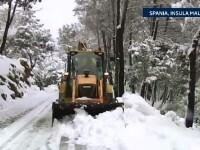 Un val de vreme rea a maturat in ultimele zile tot sudul continentului european. In Franta un instructor de schi a murit