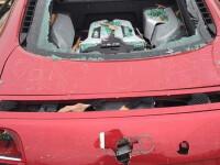 Cum arata un Audi R8 distrus de o sotie care a vrut sa se razbune pe sotul infidel