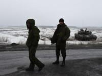 Spiegel: Exercitii militare rusesti la granita cu Ucraina cu o zi inainte de summit-ul de pace. Ce scrie presa de la Moscova