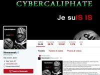 Contul de Twitter al revistei Newsweek, atacat de Califatul Cibernetic. \