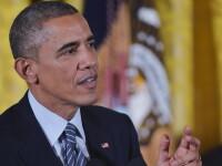 Obama l-a avertizat pe Putin la telefon sa accepte planul de pace pentru Ucraina