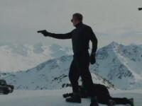Au fost difuzate primele imagini oficiale din noul film James Bond. Daniel Craig face senzatie in muntii Austriei