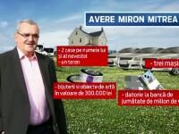 Miron Mitrea, condamnat la doi ani cu executare. Fostul ministru a fost plasat in carantina Penitenciarului Poarta Alba
