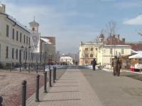Primul oras din Romania care are manual de branding. A fost inclus in programul