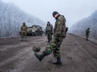 Criza in Ucraina. Kievul acuza ca a suferit