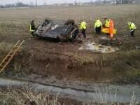 TRAGEDIE IN ITALIA. Patru romani au murit intr-un accident in apropiere de Milano. VIDEO
