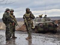 Primele semnale ca armistitiul de la Minsk ar putea functiona. In ultimele 24 de ore, niciun militar ucrainean n-a murit