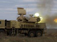 Criza in Ucraina. Reactia rusilor dupa ce britanicii au publicat fotografii cu sisteme de rachete rusesti Pantir in Ucraina
