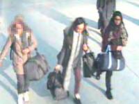 Trei adolescente britanice sunt suspectate ca au fugit de acasa pentru a se marita cu jihadistii din Statul Islamic
