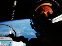 Primul selfie realizat in spatiu, scos la licitatie, alaturi de sute de fotografii ale NASA