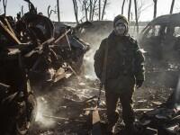 Criza in Ucraina. Kievul: Rebelii prorusi profita de armistitiu pentru a acumula armament