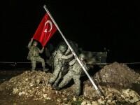 Operatiune militara antiterorista desfasurata de Turcia pe teritoriul Siriei, intr-o zona asediata de Statul Islamic