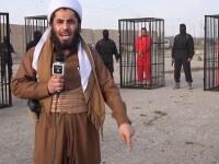 Parada organizata de Statul Islamic pe strazile din Kirkuk, cu 21 de prizonieri kurzi care urmeaza sa fie executati